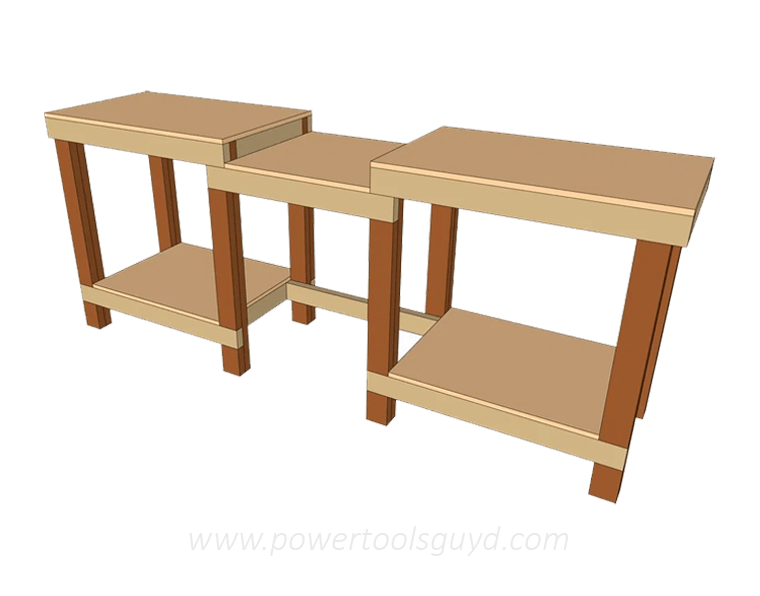 How To Build Miter Saw Table