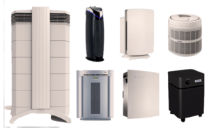 air purifier uses