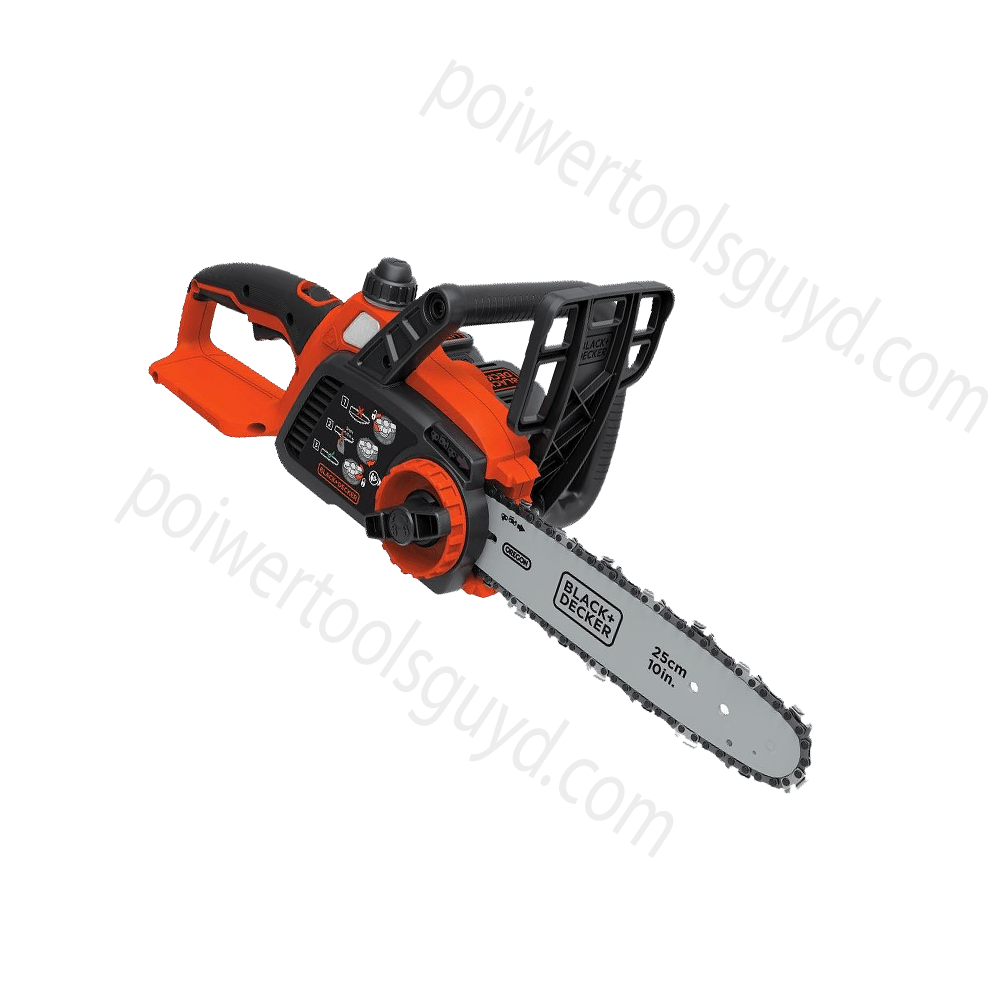 BLACK+DECKER LCS1020 20V Max Lithium Ion Chainsaw new