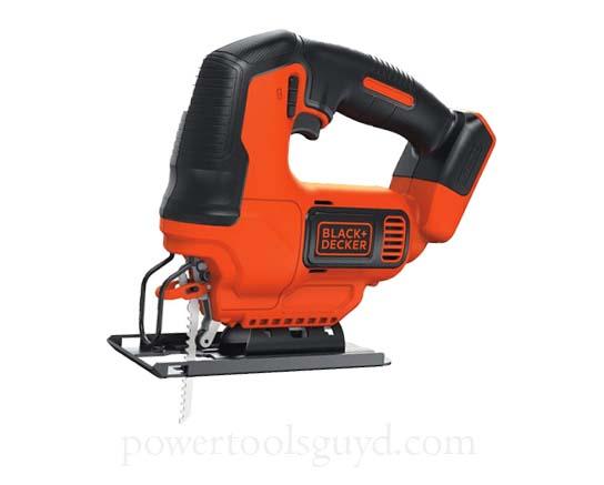 BLACK+DECKER 20V MAX Jig Saw, Tool Only (BDCJS20B)