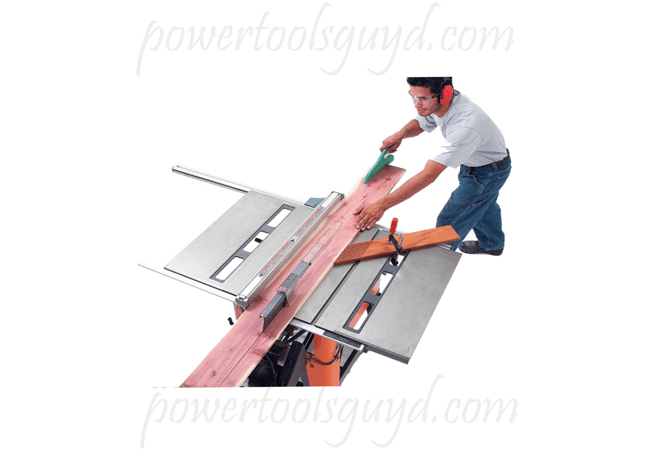 6 Steps of Table Saw Usage! You Never Miss