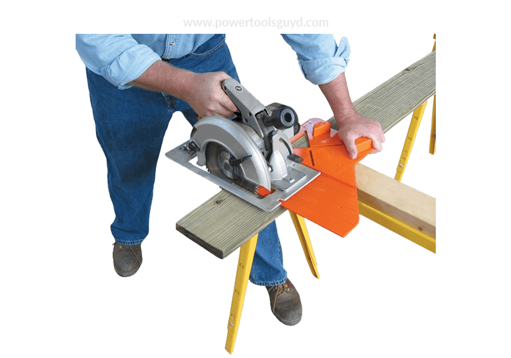Make a circular saw guide of your own