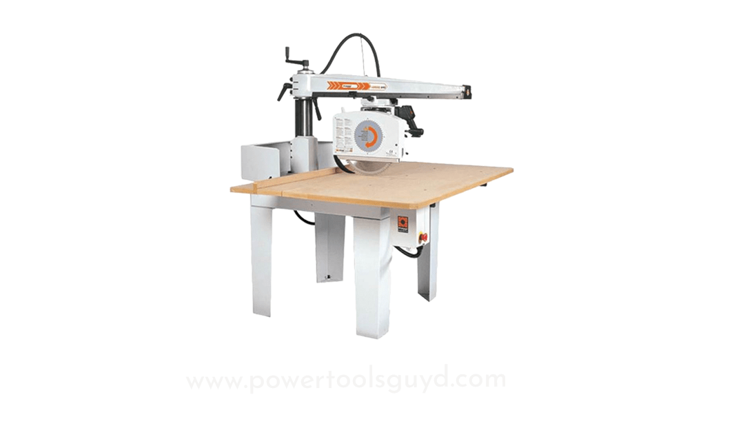 Uses of radial arm saw