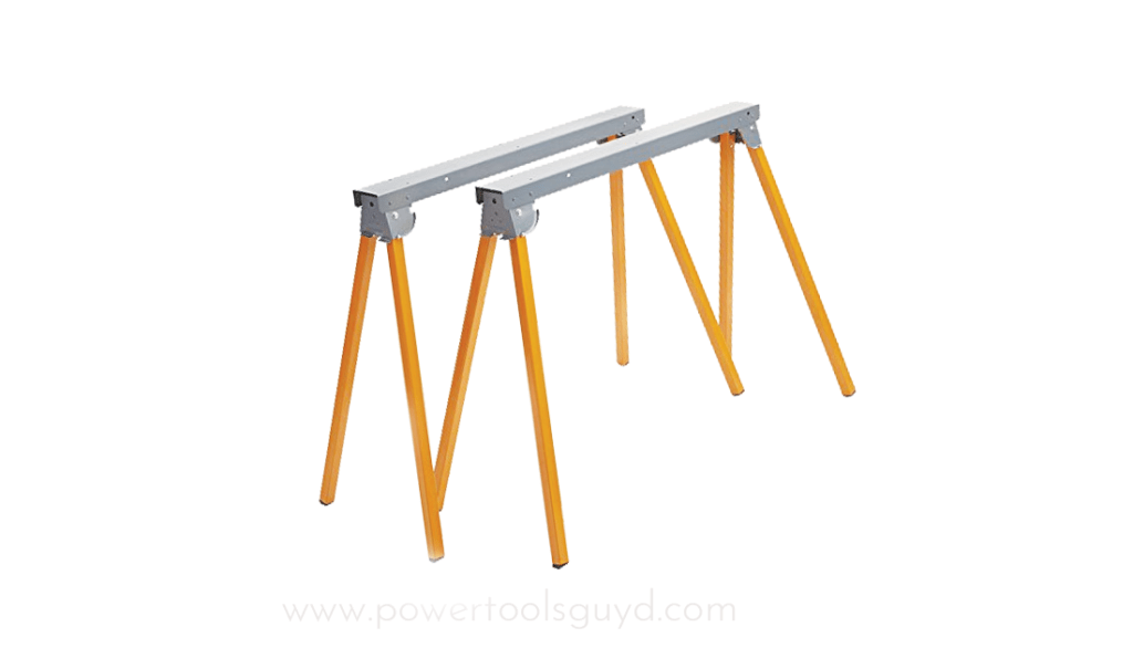 How to use a sawhorse tips and tricks - Powertoolsguyd