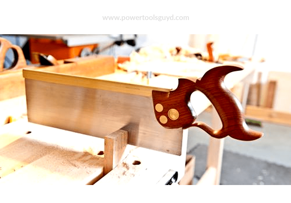 What is tenon saw used for?