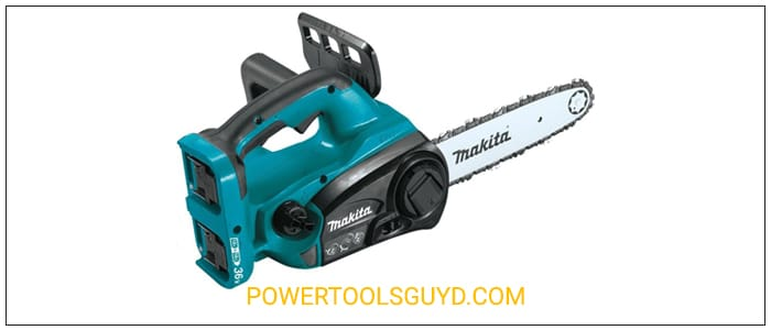 Makita XCU02Z review, perfect chainsaw at a low price