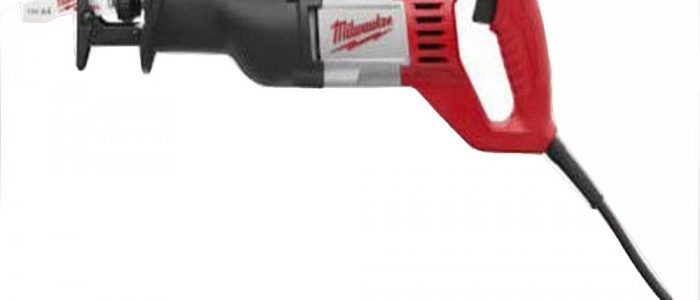 Milwaukee 6509-31 review, Reciprocating saw kit