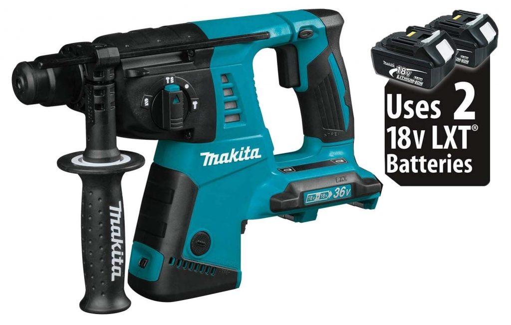 makita 36v hammer drill review