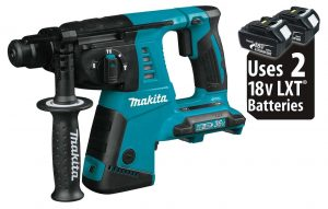 makita 36v hammer drill review