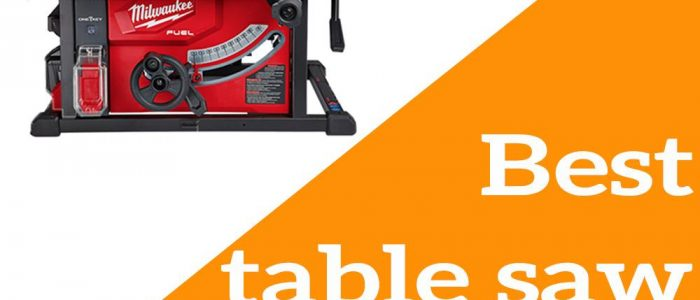 Best table saw under 500: pay less and get the best!