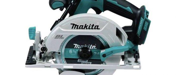 """Makita XSH03Z review, 24T, 6 ½"""", and 18V circular saw"""