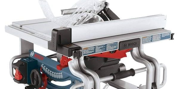 Bosch GTS1031 review- One of the best table saw out there!