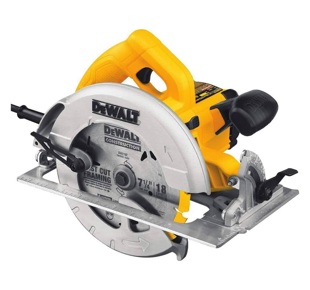 Dewalt 575 circular saw reviews