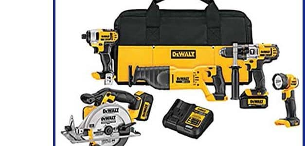 dewalt dck590l2 reviews: Cordless Drill Combo Kit