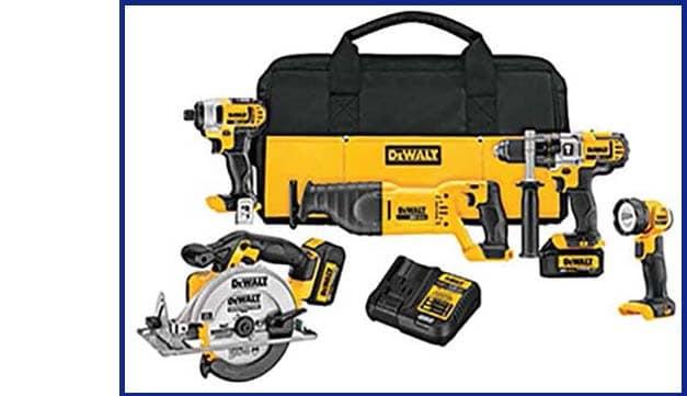 dewalt dck590l2 reviews: Cordless Drill Combo Kit