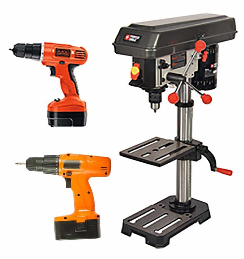 drill press uses