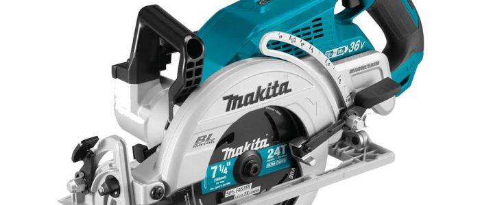 Makita XSR01PT review, the 18v powerful circular saw