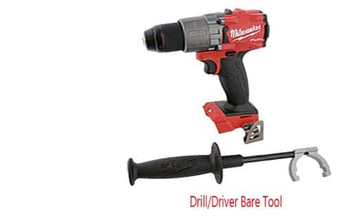 "MILWAUKEE M18 Fuel 1//2/"" Drill Driver Bare Tool 2803-20"