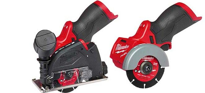 milwaukee m12 cut off tool review: 3-inch compact tool