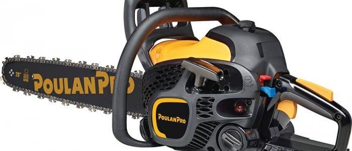 Poulan Pro PR5020 review, 50cc chainsaw