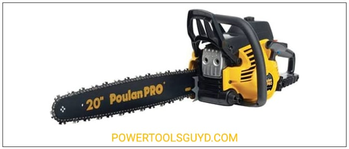 Poulan Pro PR4218 review, 42cc powerful chainsaw