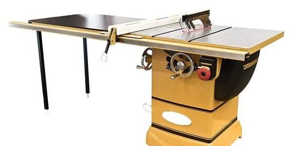 Powermatic PM1000 Review, 50-Inch Table Saw