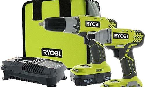 Ryobi 18v Cordless Drill Reviews With Impact Driver Kit