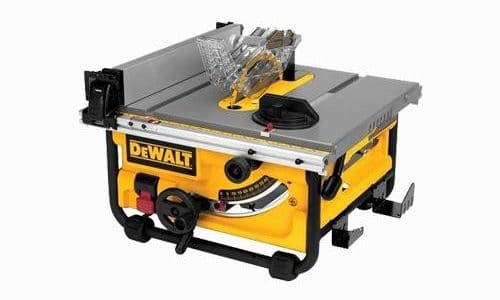 Dewalt DWE7480 review, a perfect table saw for you