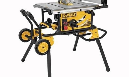 Dewalt DWE7491RS- Affordable And Very Efficient!