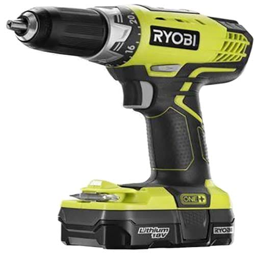 18v cordless drill. review