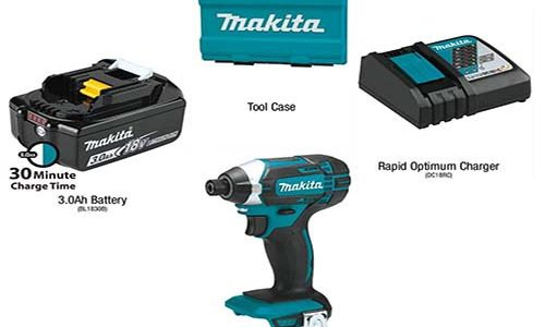 makita xdt111 review: cordless impact drill driver kit