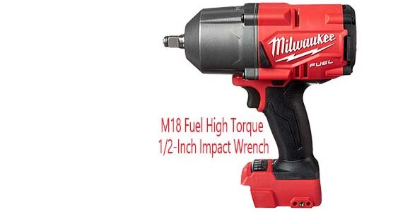 milwaukee 2767 review: M18 Fuel High Torque 1/2-Inch Impact Wrench