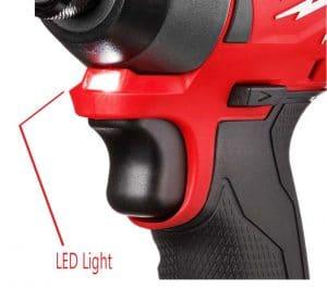 impact driver led light