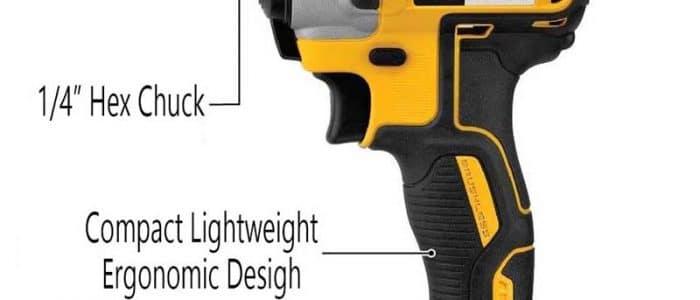 Dewalt DCF787c1 Review: Cordless Impact Driver Kit