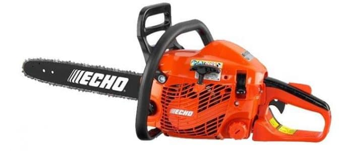 Echo CS 310 review, 30.5 cc and 14 inch perfect chainsaw