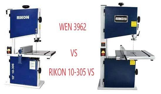 Rikon 10-305 vs 10-306, get your best band saw!