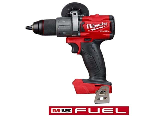 Milwaukee 2804 review: M18 Fuel 1/2-inch Hammer Drill