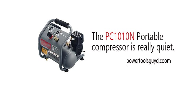 Senco PC1010N Review: Portable Hot Dog Compressor