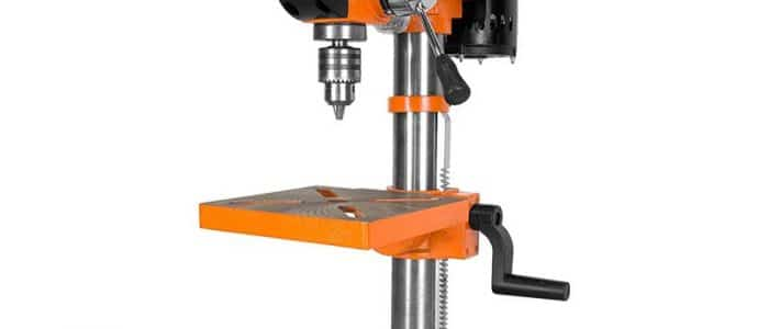 Wen 4210 Drill Press Review: This Drill Press comes with Laser, 10-Inch