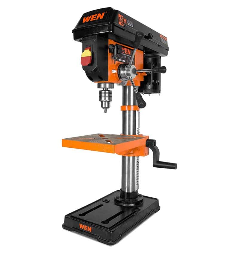 wen 4210 drill press review
