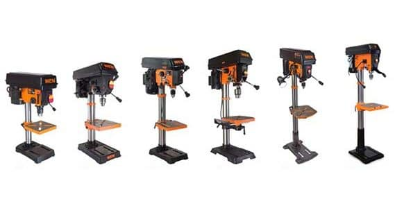 wen drill press reviews: get the best drill press from 6 models