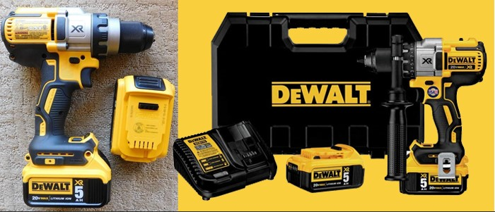 Cordless drill machine, Dewalt GCD991P2 review