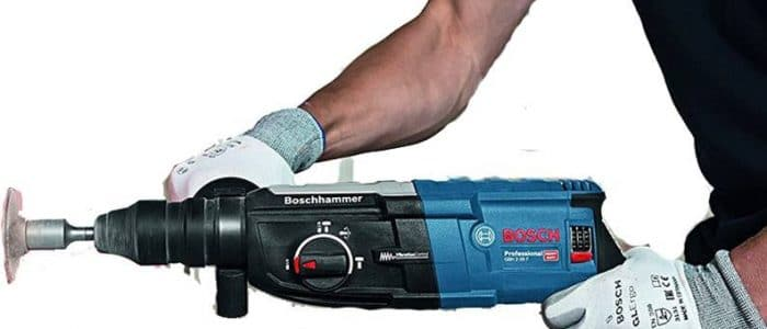 Bosch GBH 2-28 f review – 110V and corded powerful drill