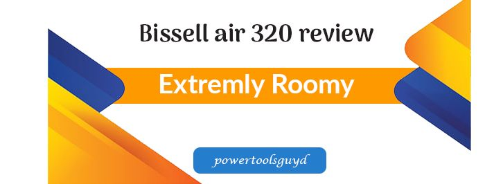 Bissell air 320 review, smart air purifier with cool features and Pros-Cons!