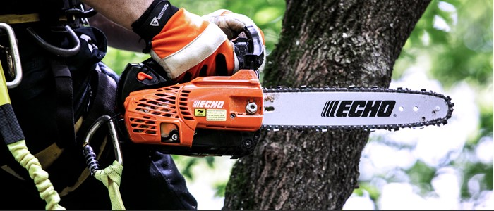 Echo CS-355t review, 14 and 16 inch chainsaw review.