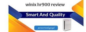 winix HR900 features
