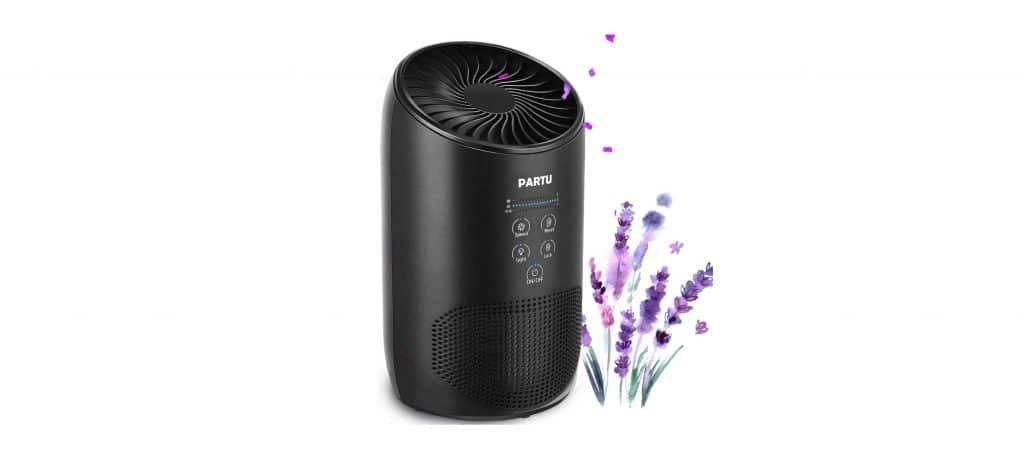 PARTU HEPA air purifier review