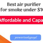 Find out the best air purifier for smoke removing