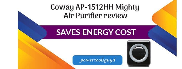 Coway AP-1512HH Mighty Air Purifier review: In-depth review in 2020