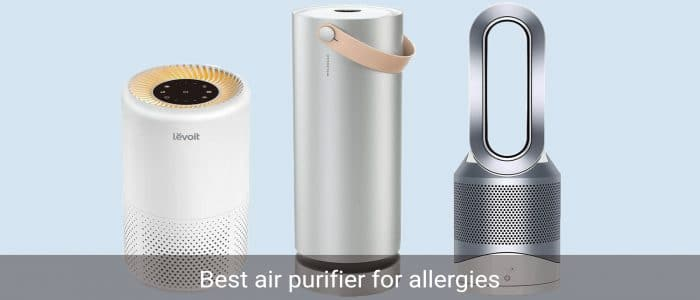 Best Air Purifier for Allergies: 11 Top Products & an Expert's Guide
